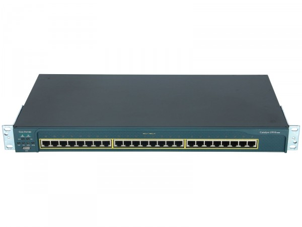 Cisco - WS-C2950-24 - 24 port, 10/100 Catalyst Switch, Standard Image only