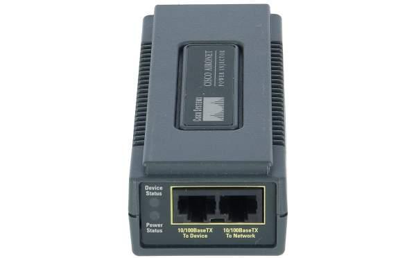 Cisco - AIR-PWRINJ3= - Power Injector for 1100, 1130AG, 1200 1230AG Series