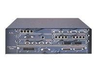 Cisco - C7206VXR/400/2FE - 7206VXR with NPE-400 and I/O Controller with 2 FE/E Ports
